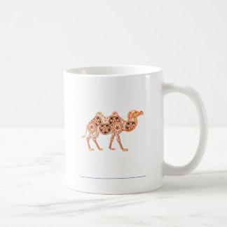 Caneca De Café Camelo