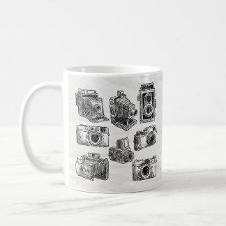 Caneca De Café câmera 6 da aguarela