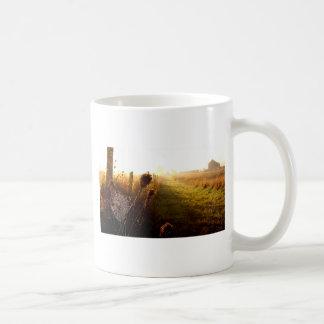 Caneca De Café Caminhada da manhã