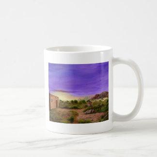 Caneca De Café Caminhada do deserto
