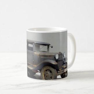 Caneca De Café Caminhão militar velho