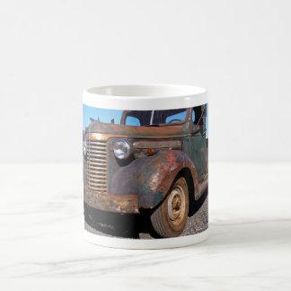 Caneca De Café Caminhão velho de Chevy