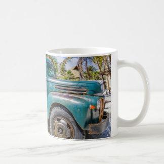 Caneca De Café Caminhão velho em México