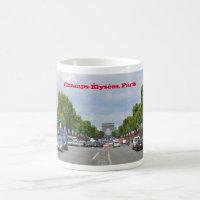 Campeões-Élysées, Paris