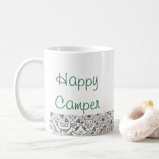Caneca De Café Campista feliz