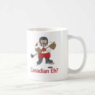 Caneca De Café Canadense Eh?