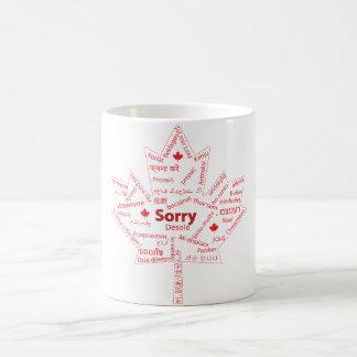 Caneca De Café Canadense essencial