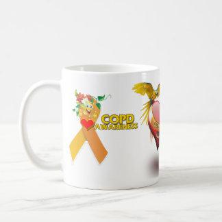 Caneca De Café Caneca-COPD clássica