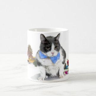 Caneca De Café caneca: Felix, o gato, no Sept.