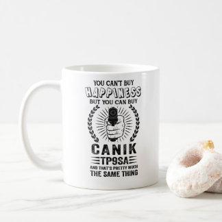 CANECA DE CAFÉ CANIK PODE COMPRAR A FELICIDADE