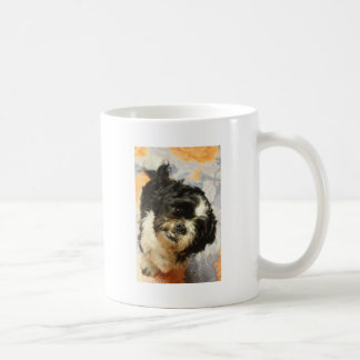 Caneca De Café Cão de FB_IMG_1481505521015 Shitzu