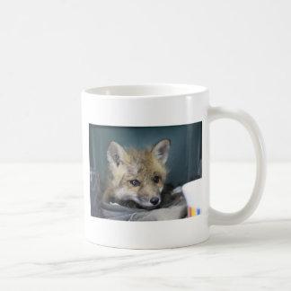 Caneca De Café Capa de telefone do Fox