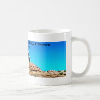 Caneca De Café Capela da arizona transversal santamente de Sedona