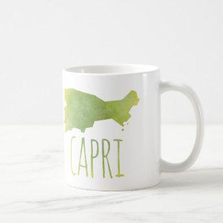 Caneca De Café Capri