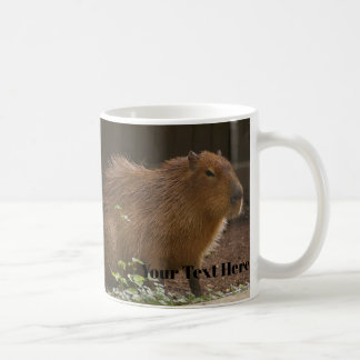 Caneca De Café Capybara