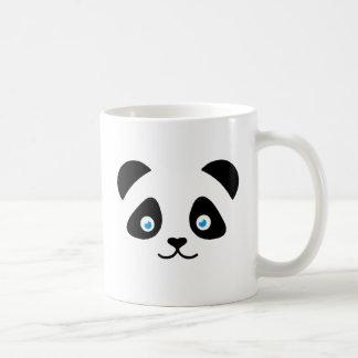 Caneca De Café cara do urso de panda