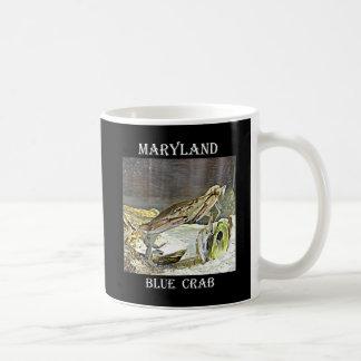 Caneca De Café Caranguejo azul de Maryland