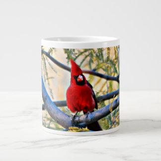 Caneca de café cardinal de Sonoran