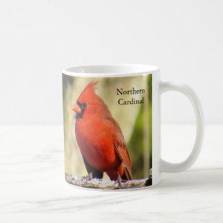 Caneca de café cardinal por BirdingCollectibles