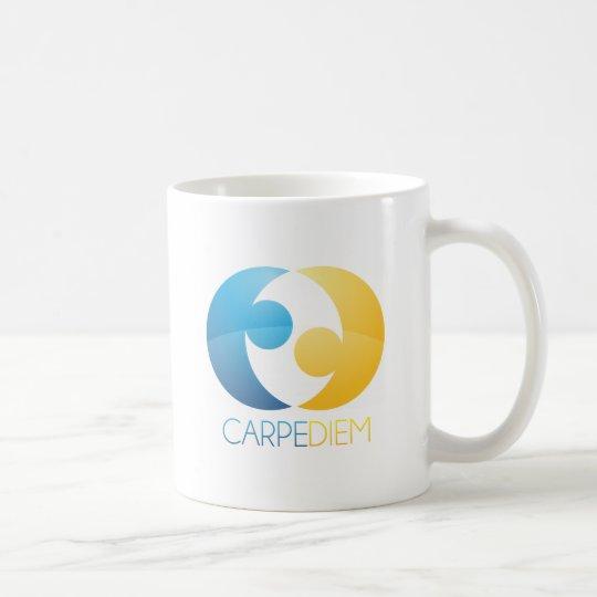 Caneca De Café CARPE DIEM Básico