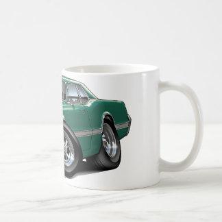Caneca De Café Carro da cerceta do cutelo de 1966 velhos