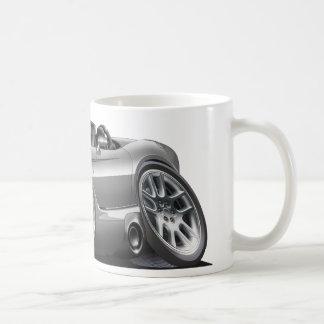 Caneca De Café Carro da prata do Roadster da víbora de Dodge