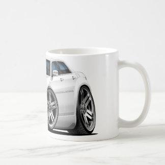 Caneca De Café Carro do branco de Chrysler 300
