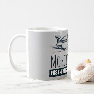 Caneca De Café Carro rápido do notário móvel