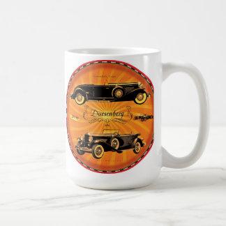 Caneca De Café Carros de Duesenberg