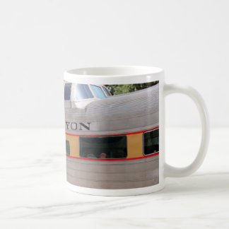 Caneca De Café Carruagem Railway do Grand Canyon, arizona
