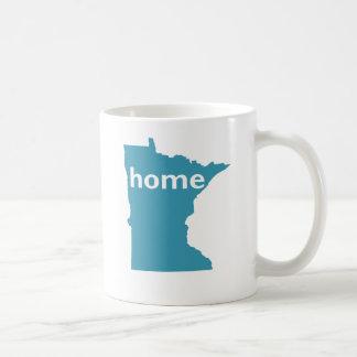 Caneca De Café Casa de Minnesota