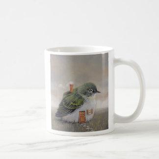 Caneca De Café Casa do pássaro