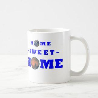 Caneca De Café Casa doce Home de Marte