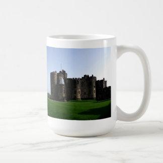 Caneca De Café Castelo de Alnwick - panorama