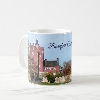 Caneca De Café Castelo de Beaufort - clã Fraser