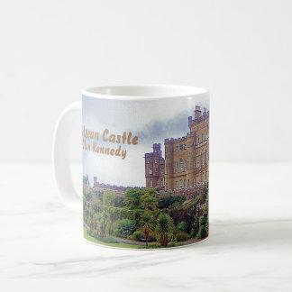 Caneca De Café Castelo de Culzean - clã Kennedy