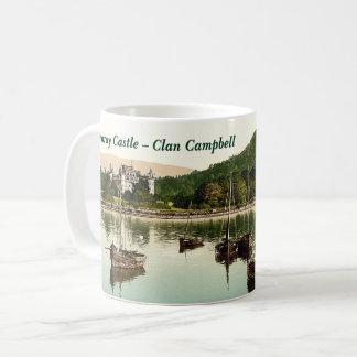 Caneca De Café Castelo de Inveraray - clã Campbell