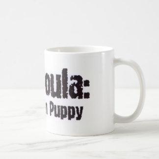 Caneca De Café Catahoula: Filhote de cachorro máximo