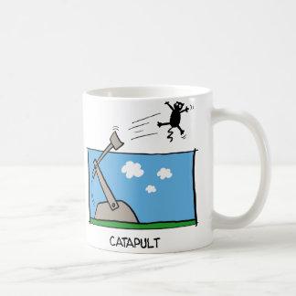 Caneca De Café catapulta