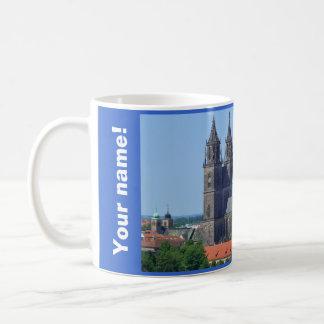 Caneca De Café Catedral de Magdeburgo 02.2.9 (P)