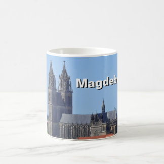 Caneca De Café Catedral de Magdeburgo 0.2.7.T