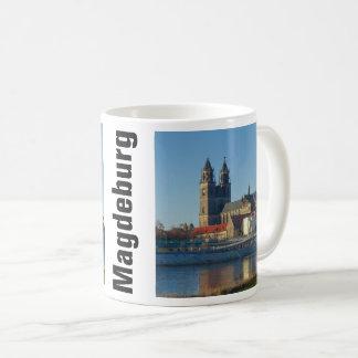 Caneca De Café Catedral de Magdeburgo 3.01.T