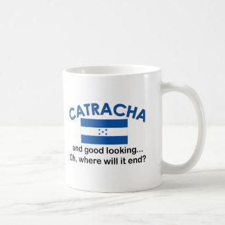 Caneca De Café Catracha bonito (Honduran)