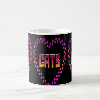 Caneca De Café cats love