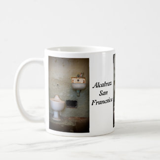 Caneca De Café Cela de Alcatraz