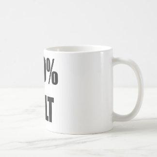 Caneca De Café Celt 100%