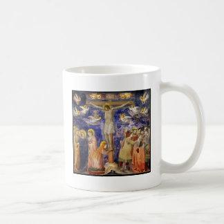 Caneca De Café Cena medieval da Sexta-feira Santa
