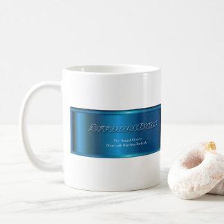 Caneca de café cerâmica de AffordaBuds 11oz -