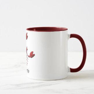 Caneca de café cerâmica do sinal da Escorpião