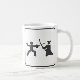 Caneca De Café Cerco contra Kendo